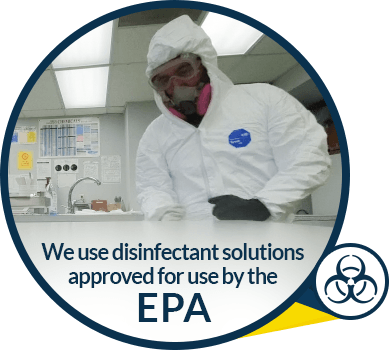 Approved EPA Sanitizing Solutions